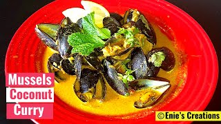 Mussels Coconut Curry | Kerala Style Recipe | Kallumakkaya