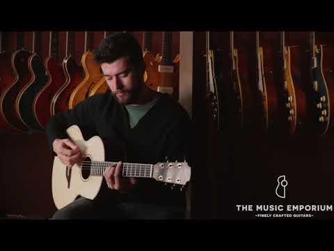 Lowden S-35 Madagascar & Alpine Spruce @ The Music Emporium