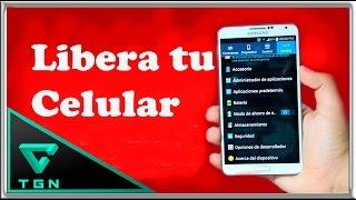 Liberar o Desbloquear cualquier celular Android reportado [ sin root ].