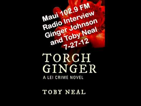 Maui 102:9 FM - Radio Interview with Ginger Johnson and Toby Neal