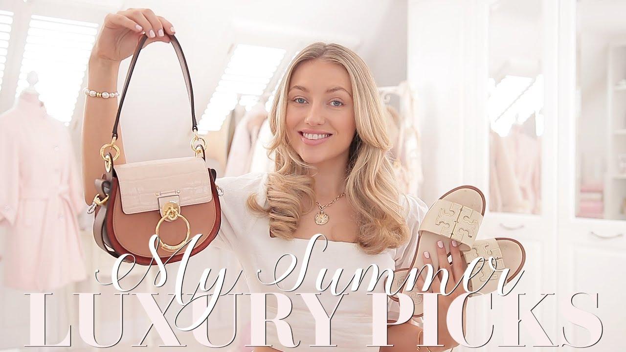 My Summer 2021 luxury wardrobe must haves & essentials! ✨ ~ Freddy My Love