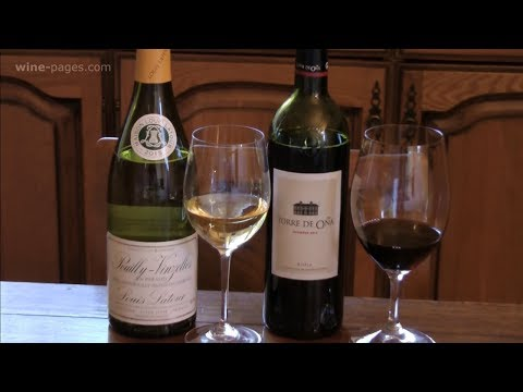 Two wines, perfect for Christmas day lunch, wine review