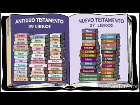De que trata cada libro de la Biblia. - YouTube