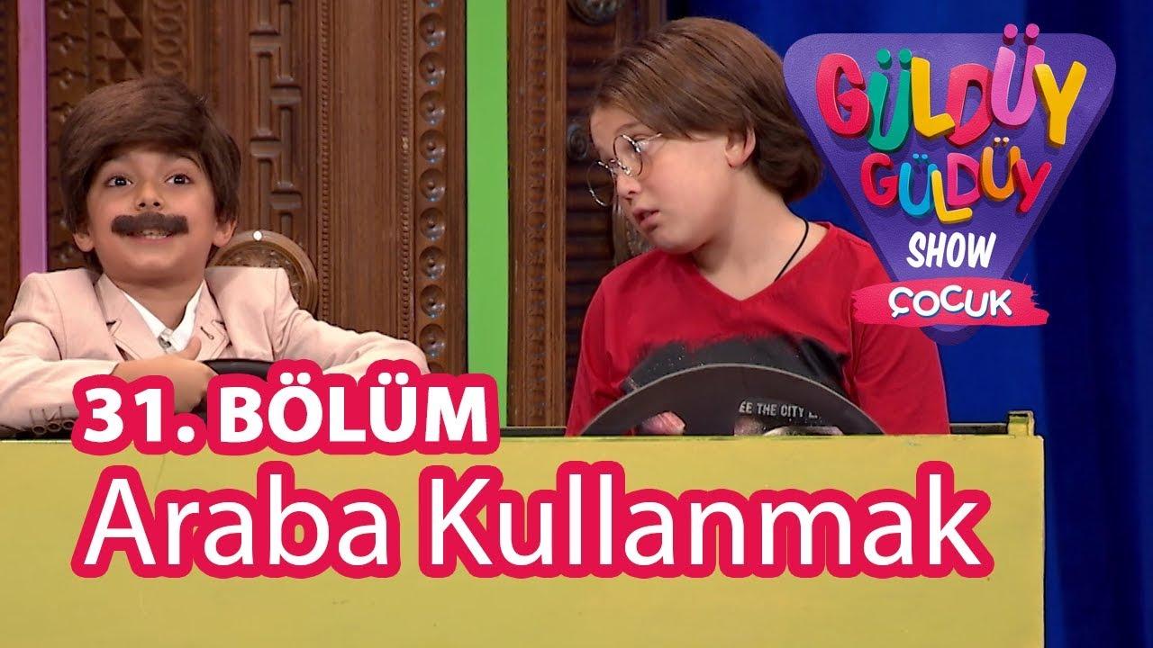 Güldüy Güldüy Show Çocuk 31. Bölüm | Araba Kullanmak