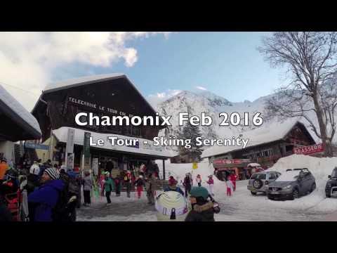 Le Tour Chamonix 2016