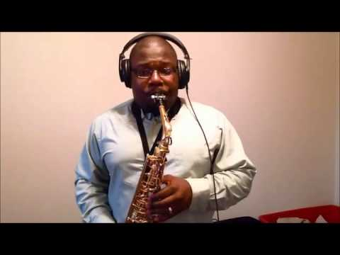 """""""Tender Love"""" by Force MD's, Instrumental Sax Cover by Jamal Riley"""