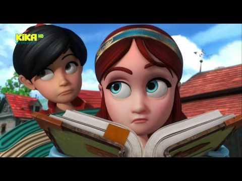Robin Hood Schlitzohr von Sherwood Staffel 1 Folge 1 & 2