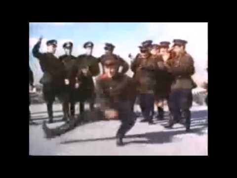 SOVIET ARMY DANCING TO HARD BASS - ONE HOUR
