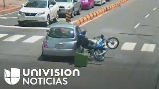 Al menos seis personas mueren a diario en República Dominicana por accidentes de tránsito
