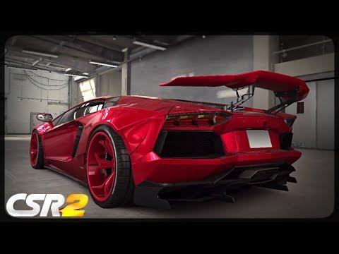 CSR Racing 2 - Lamborghini LB Aventador 700 delivery  - Milestone prize - Live races