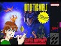Another World/Out of This World Review (SNES) - Pragmatik