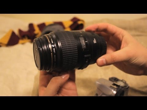 Canon 100mm f/2.8 USM Macro Lens Review (with sample pictures)