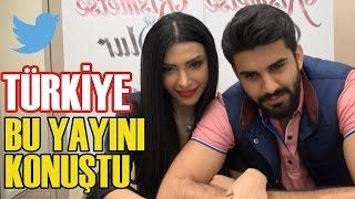 Didem ve Adnan'ın Bu Yayını Türkiye'de Trend Topic Oldu!