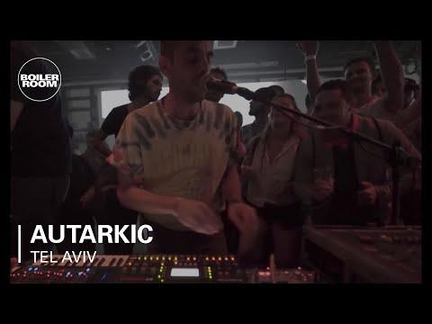Autarkic Boiler Room x Adidas Originals Tel Aviv Live Set