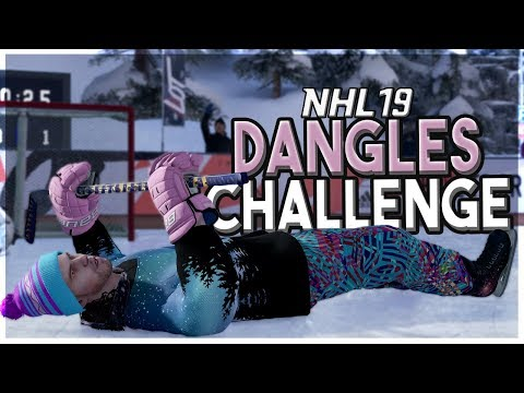 NHL 19 DIRTY DANGLES CHALLENGE