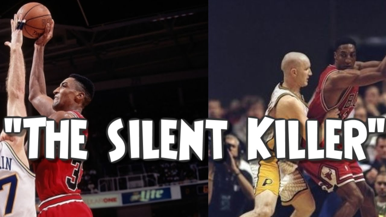 How Chris Mullin Destroyed Scottie Pippen - What happened?