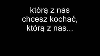 Sylwia Grzeszczak- Tamta dziewczyna + tekst 2016