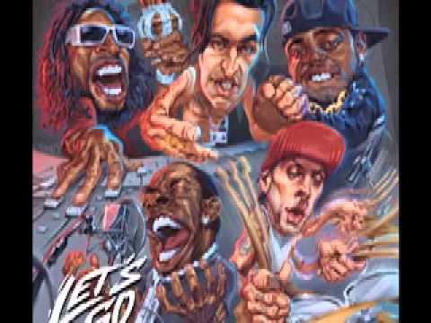 Travis Barker feat. Yelawolf, Twista, Busta Rhymes & Lil Jon - Let's Go