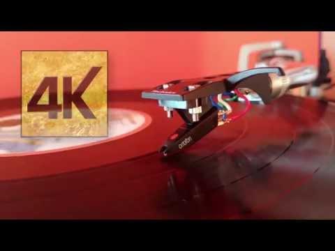 4K Resolution Test - Cat Stevens - Yusuf Islam - Father And Son - Vinyl - Ultra HD