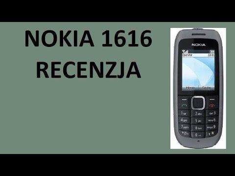 Nokia 1616 RECENZJA TELEFONU