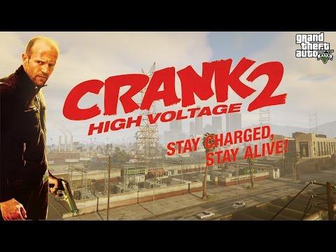 GTA 5 Movie Trailer (Crank 2 High Voltage) Fan-Made/Parody