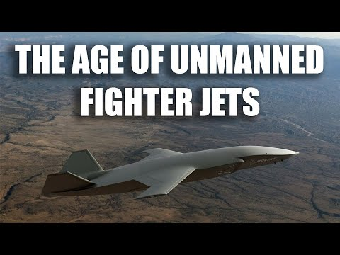 The Coming Age of the Unmanned Fighter Jet