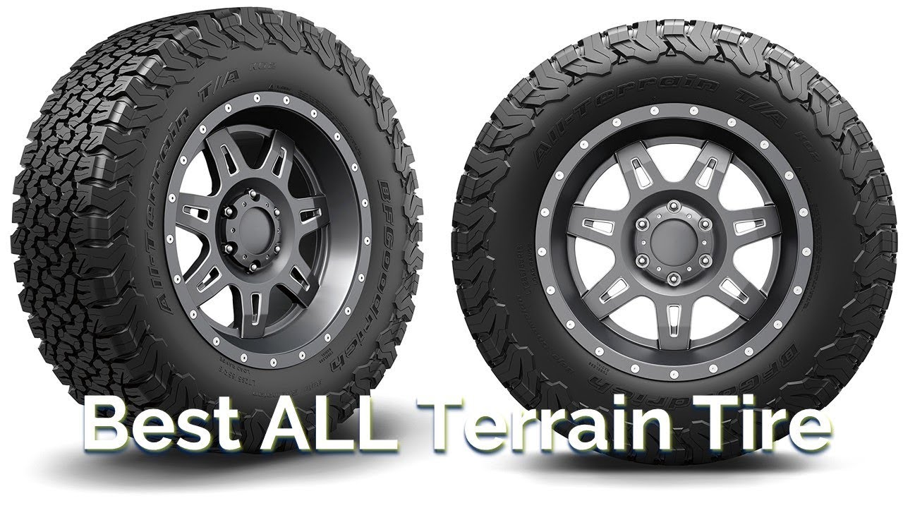 Best All Terrain Tires Review 2020
