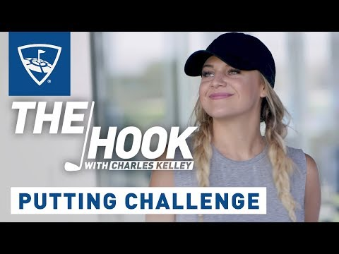 The Hook with Charles Kelley | Kelsea Ballerini Putting Challenge | Topgolf