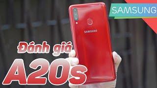 Đánh giá chi tiết Samsung Galaxy A20s: Nỗ lực mới trong phân khúc giá rẻ của Samsung
