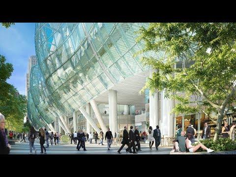 San Francisco Future Downtown Mega Project ( 2018 - 2030) - WOW !