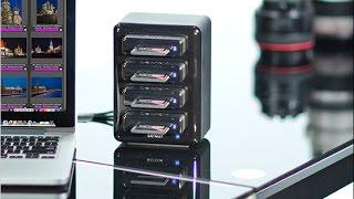 Lexar Professional Workflow HR1 USB 3.0 Hub incelemesi