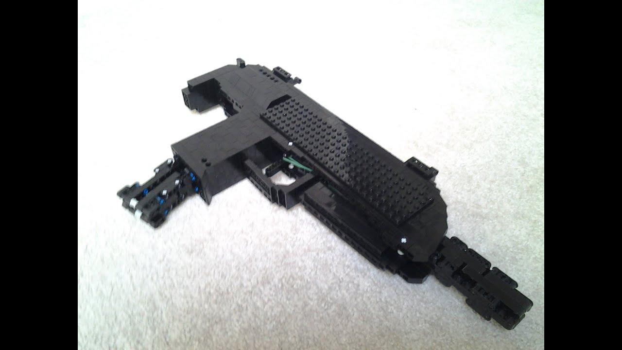HK MP7 PDW RBG: A LEGO® creation by Jack Streat : MOCpages.com