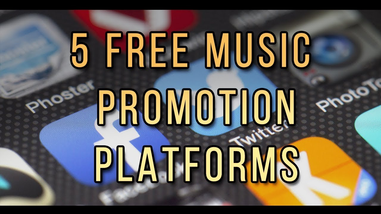 5 Free Music Promotion Platforms for Musicians & Bands