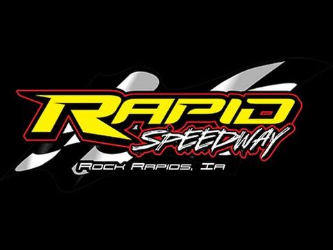 Rapid Speedway Live - 7-29-16