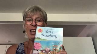 Vicki Delany Reads from Tea and Treachery