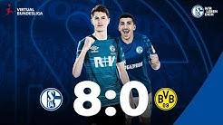 DERBYSIEG | Bundesliga Home Challenge | Nassim Boujellab | Tim Latka | FC Schalke 04