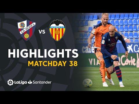 Huesca Valencia Goals And Highlights