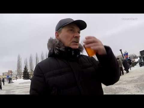 Сталинградская битва. Опрос в Казани