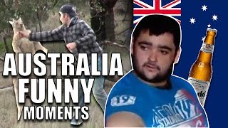 Australia FUNNY Moments | Bogans, Memes & More Videos
