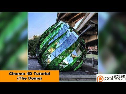 The Dome (Cinema 4D - Tutorial)