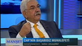 Tvnet-Manset-Ali Değermenci-Konuk: Ali Saydam