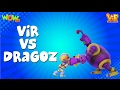 Vir The Robot Boy | Hindi Cartoon For Kids | Vir vs dragoz | Animated Series| Wow Kidz
