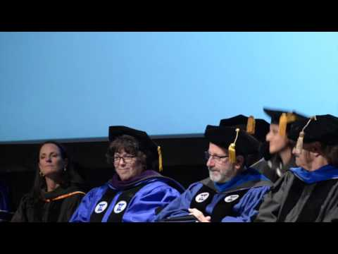 Touro College of Pharmacy Graduation 2016