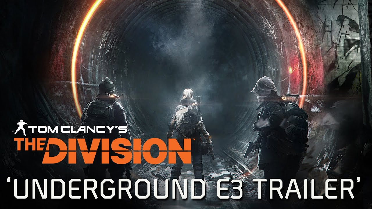 Tom Clancy's The Division - Underground E3 Trailer