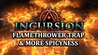Path of Exile 3.3.0 Incursion league features a ton of new and rewo...