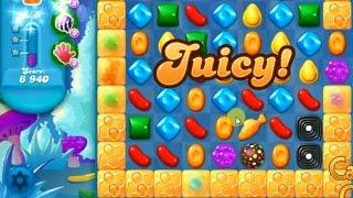 Candy Crush Soda Saga Level 143 - NO BOOSTERS - HARD LEVEL