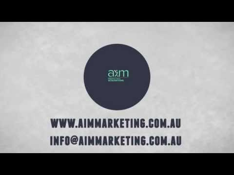 AIM Marketing Acquisitions Presents.....