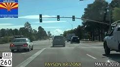 Phoenix AZ to Show Low AZ