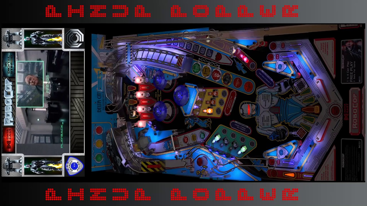 PinUp-Pack tables in Visual Pinball X by Rajo Joey