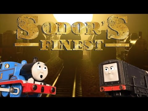 Heroes of the Rails  | Thomas & Friends: Sodor's Finest Ep. #4 | Thomas & Friends